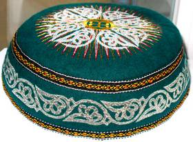 татарская тюбетейка каляпуш