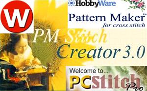 Программы для создания дизайнов вышивки крестиком
