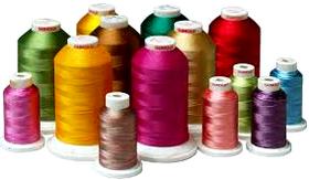 Характеристики вышивальных ниток