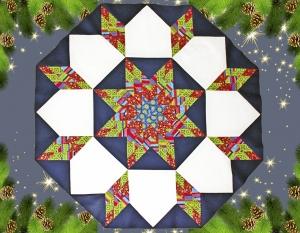Новогодний конкурс patchwork