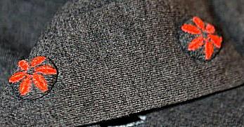 эксклюзивные пуговицы с вышивкой