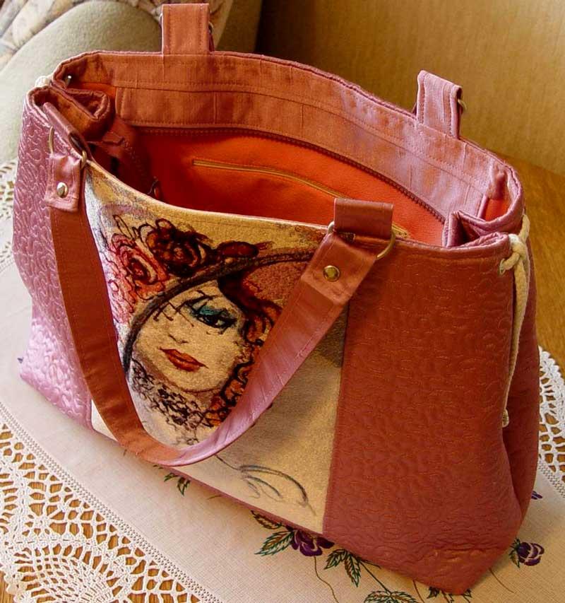 Пошив сумочки
