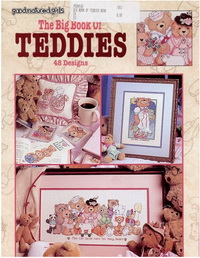 The Big Book of Teddies
