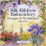 Ann Cox_Silk ribbon embroidery