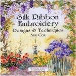 Ann Cox_Silk ribbon embroidery
