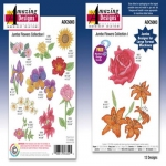 Коллекция Amazing Designs ADC5003 Jumbo Flowers 1