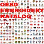Каталог вышивок OESD Embroidery