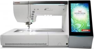 Вышивальная машина Janome Memory Craft 15000