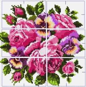 Прекрасны розы