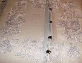 Вышивка салфетки Blanca Tea Cloth
