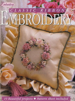 Classic Ribbon Embroidery