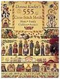 555 Cross-Stitch Motifs. Home. Family. Children. Animals