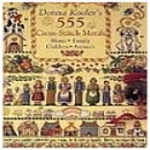 555 Cross-Stitch Motifs. Home. Family. Children. Animals