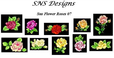 Коллекция SNS Designs SNS Roses 7.