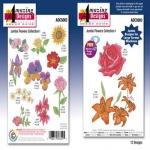 Коллекция Amazing Designs ADC5003 Jumbo Flowers 1