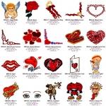 Valentines Валентинки 2