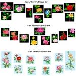 Коллекция SNS Designs SNS Roses 3, SNS Roses 4.
