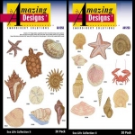 AD1253 Sea Life Collection II, Amazing Designs